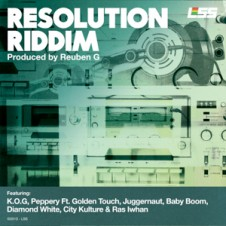 Resolution Riddim Mix