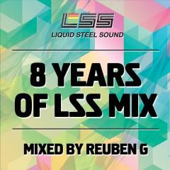 8 Years of LSS Mixtape