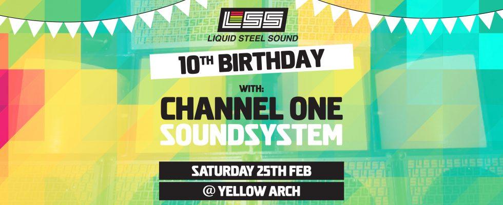 LSS 10th Birthday