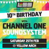 LSS 10th Birthday
